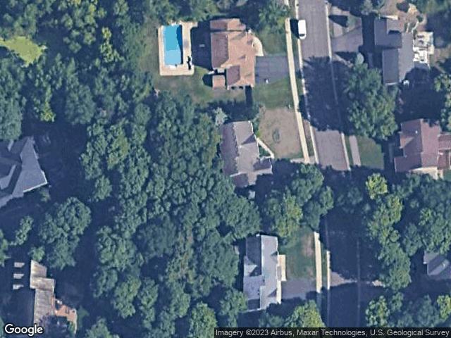 17325 Candlewood Parkway Eden Prairie, MN 55347 Satellite View