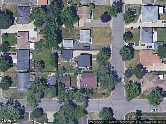7438 4th Avenue S Richfield, MN 55423 Satellite View