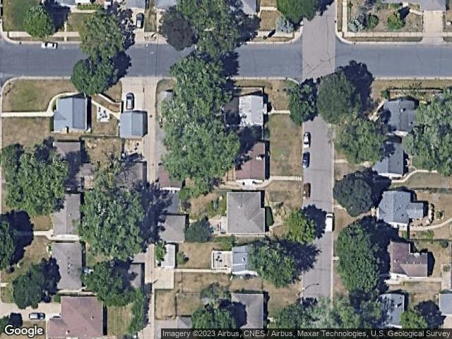 7304 4th Avenue S Richfield, MN 55423 Satellite View