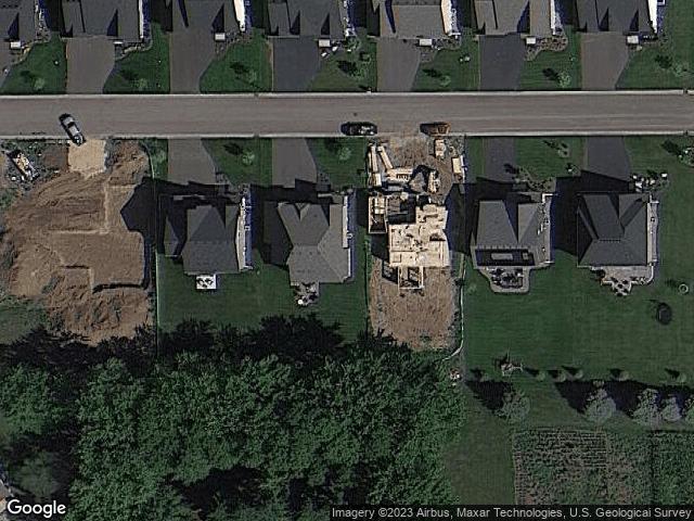 4893 Sonoma Court Woodbury, MN 55129 Satellite View