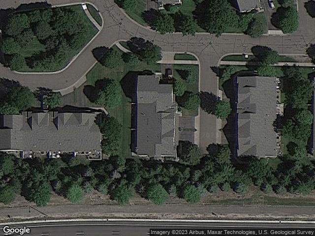 7145 Arthur Drive Woodbury, MN 55125 Satellite View