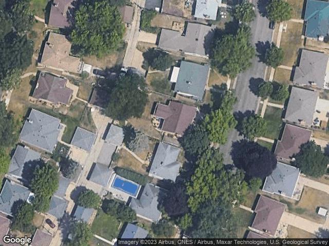 6052 Knox Avenue S Minneapolis, MN 55419 Satellite View