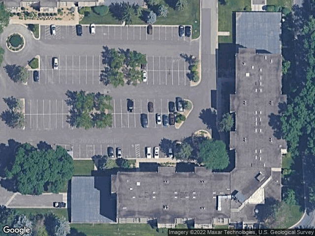 6710 Vernon Avenue S #213 Edina, MN 55436 Satellite View