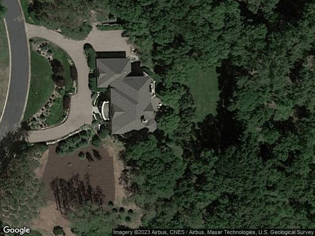 4345 Trillium Lane W Minnetrista, MN 55364 Satellite View