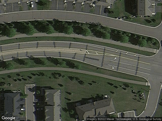 3332 N Lakewood Trail Woodbury, MN 55129 Satellite View
