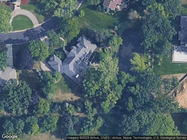 6320 Westwood Court Edina, MN 55436 Satellite View