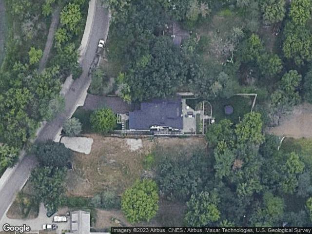 5309 Minnehaha Boulevard Edina, MN 55424 Satellite View