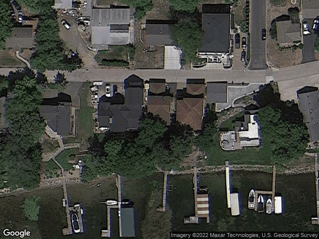4853 Island View Drive Mound, MN 55364 Satellite View