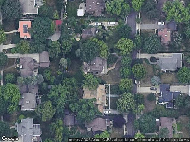 4362 Brook Avenue S Saint Louis Park, MN 55424 Satellite View