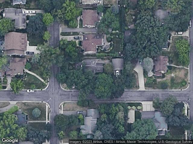 4345 Brook Avenue S Saint Louis Park, MN 55424 Satellite View