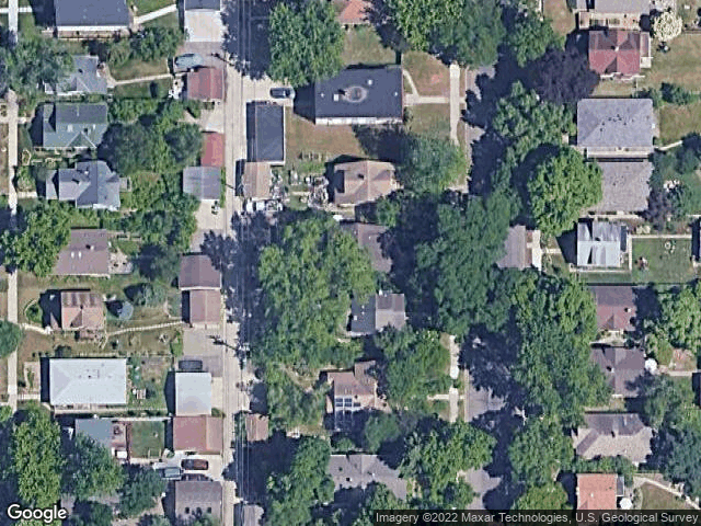 4420 46th Avenue S Minneapolis, MN 55406 Satellite View