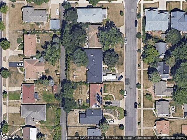 619 Saratoga Street S Saint Paul, MN 55116 Satellite View