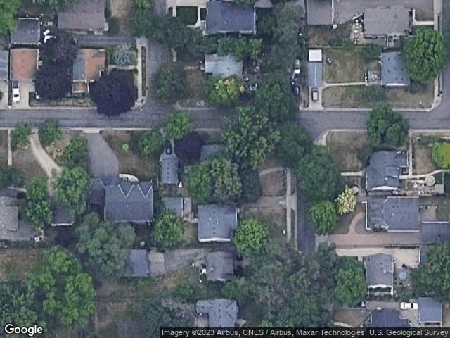 4200 Webster Avenue S Saint Louis Park, MN 55416 Satellite View