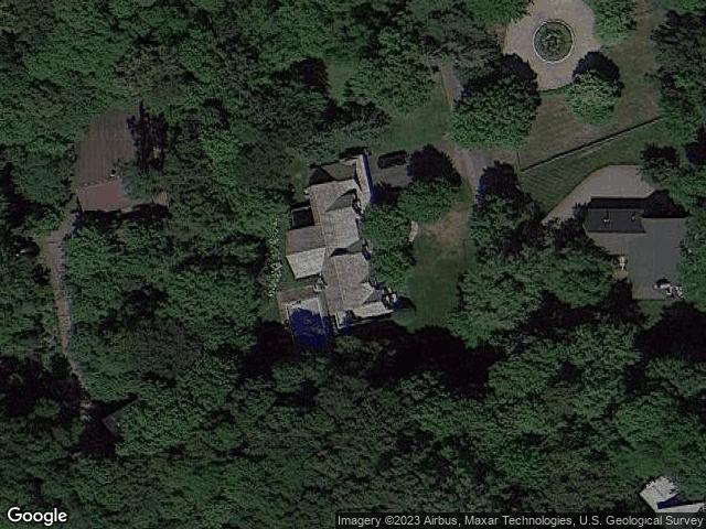 4320 Cottonwood Lane Deephaven, MN 55331 Satellite View
