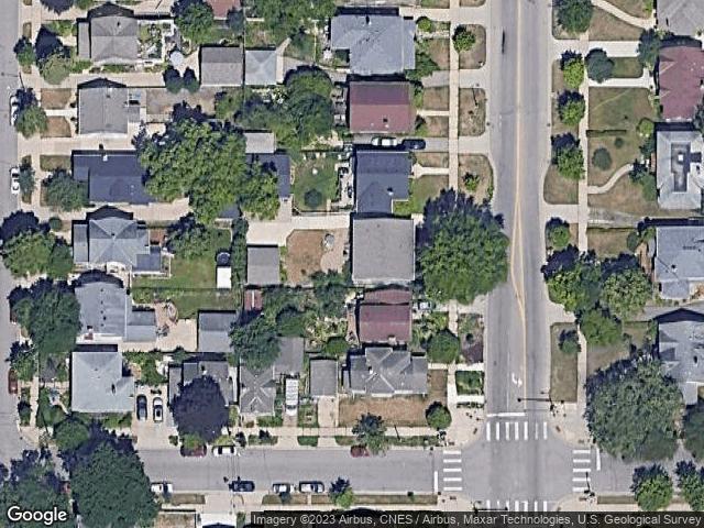 4244 Lyndale Avenue S Minneapolis, MN 55409 Satellite View