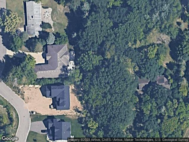 1234 Annika Court Minnetonka, MN 55345 Satellite View