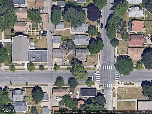 4156 42nd Avenue S Minneapolis, MN 55406 Satellite View