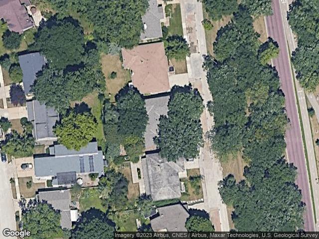 4124 Edmund Boulevard Minneapolis, MN 55406 Satellite View