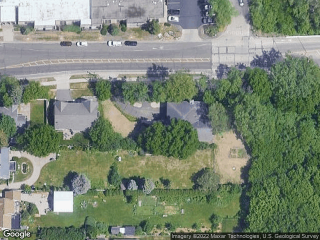 1070 Jefferson Avenue Saint Paul, MN 55105 Satellite View