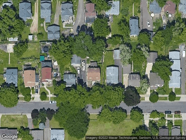 219 Robie Street W Saint Paul, MN 55107 Satellite View