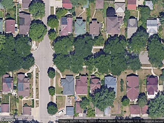 1692 Stanford Avenue Saint Paul, MN 55105 Satellite View