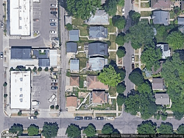 289 Brimhall Street Saint Paul, MN 55105 Satellite View