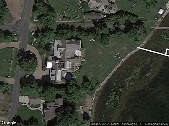 2303 Huntington Point Road E Minnetonka Beach, MN 55391 Satellite View
