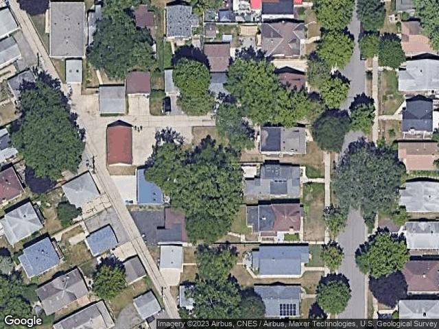 3612 33rd Avenue S Minneapolis, MN 55406 Satellite View
