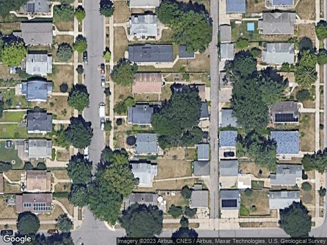 3545 35th Avenue S Minneapolis, MN 55406 Satellite View