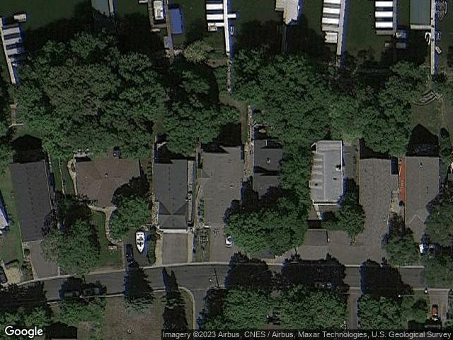 4972 Edgewater Drive Mound, MN 55364 Satellite View