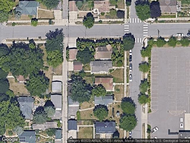 3504 41st Avenue S Minneapolis, MN 55406 Satellite View