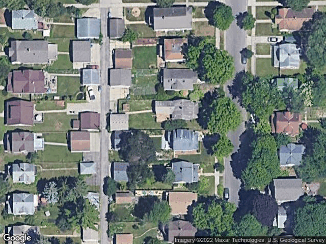 3412 33rd Avenue S Minneapolis, MN 55406 Satellite View
