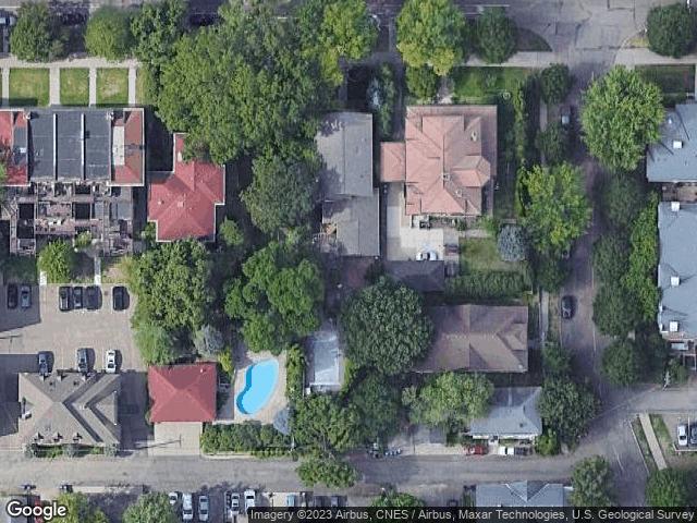 582 Summit Avenue Saint Paul, MN 55102 Satellite View