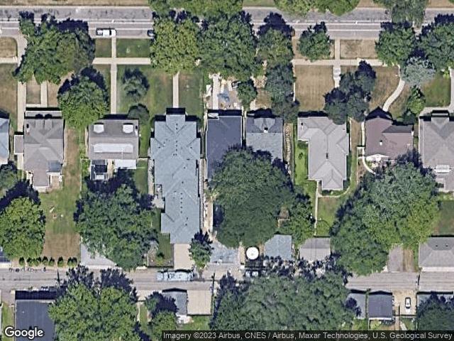 1498 Summit Avenue Saint Paul, MN 55105 Satellite View