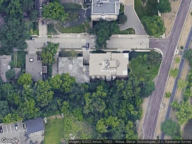 3220 W Calhoun Parkway #501 Minneapolis, MN 55416 Satellite View