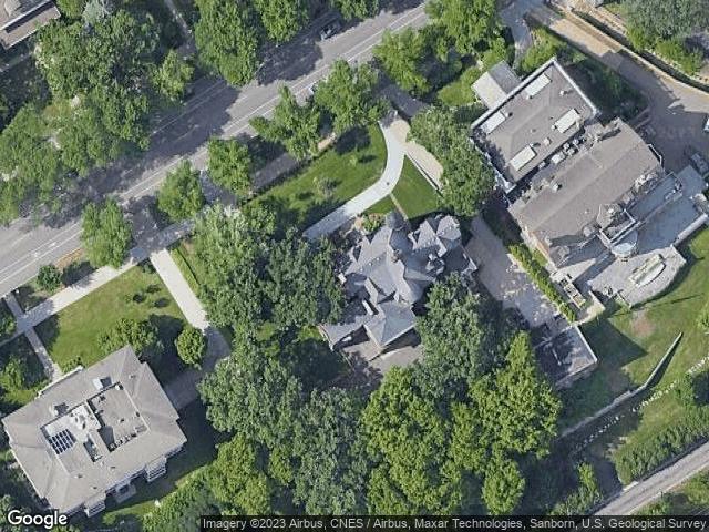 266 Summit Avenue Saint Paul, MN 55102 Satellite View