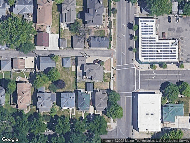 175 Fairview Avenue N Saint Paul, MN 55104 Satellite View