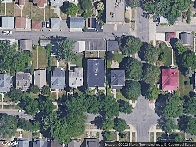 1287 Dayton Avenue Saint Paul, MN 55104 Satellite View