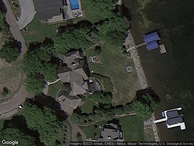1640 Bohns Point Road Orono, MN 55391 Satellite View