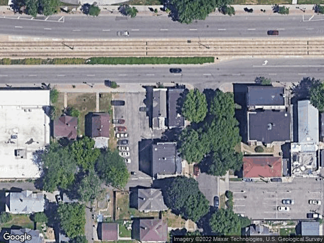 1730 University Avenue W Saint Paul, MN 55104 Satellite View