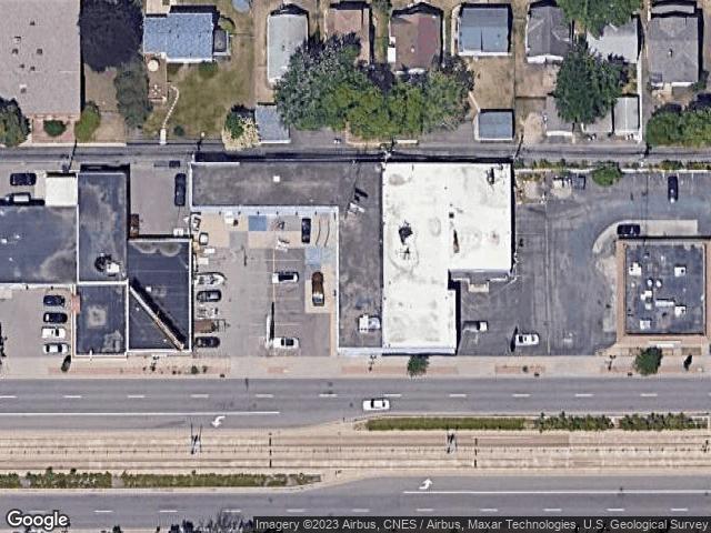 1647-1671 University Avenue W Saint Paul, MN 55104 Satellite View