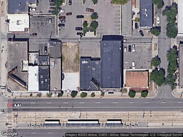 1553 University Avenue W Saint Paul, MN 55104 Satellite View