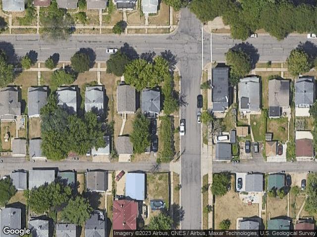 802 Thomas Avenue Saint Paul, MN 55104 Satellite View