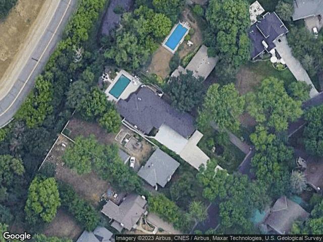 2324 Parkwoods Road Saint Louis Park, MN 55416 Satellite View