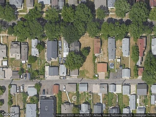 588 Van Buren Avenue Saint Paul, MN 55103 Satellite View