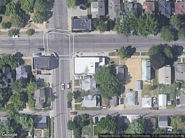1332 Minnehaha Avenue W Saint Paul, MN 55104 Satellite View