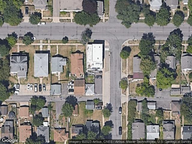 1658 7th Street E Saint Paul, MN 55106 Satellite View