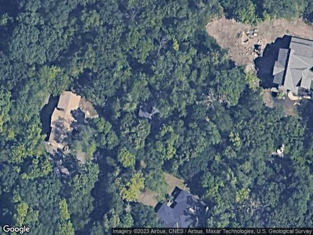 1524 Brightwood Drive Minnetonka, MN 55391 Satellite View