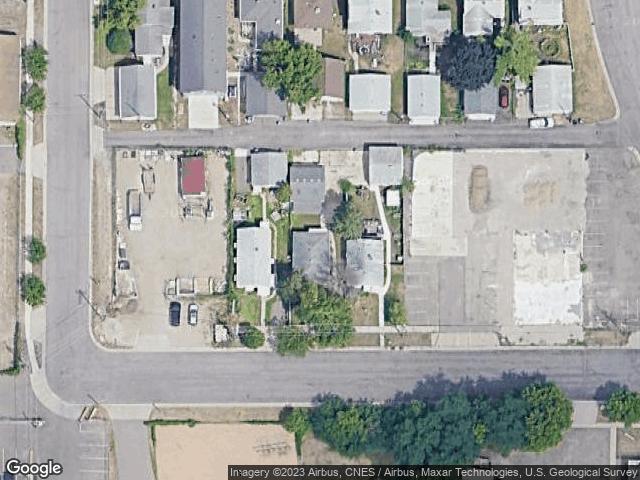 1625 Wynne Avenue Saint Paul, MN 55108 Satellite View