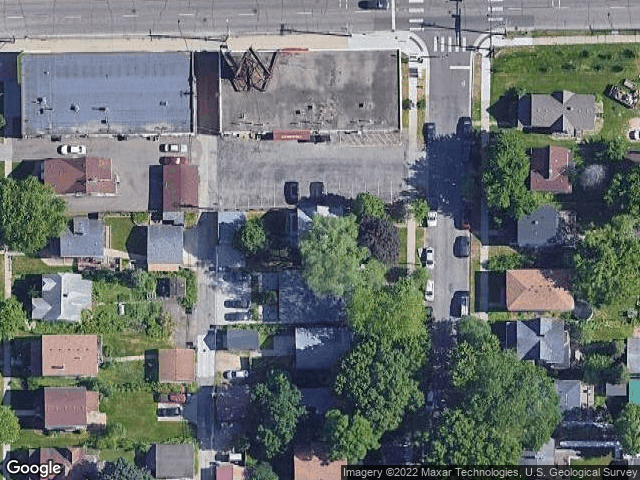 1101 25th Avenue SE Minneapolis, MN 55414 Satellite View